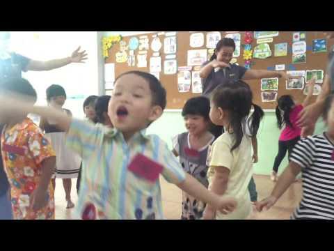 Music & Movement Activity: Kindergarten 1