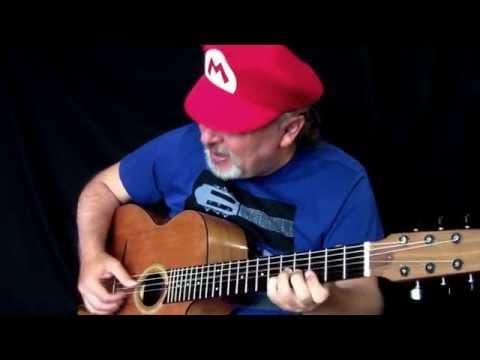 Suрer Мario Вrоs – Igor Presnyakov – guitar