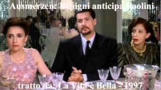 Ausmerzen - Benigni anticipa Paolini thumbnail