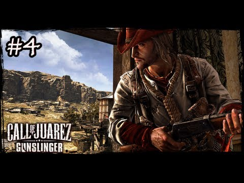 Call of Juarez: Gunslinger | Sawmill shootout |#4