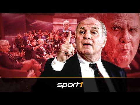Hoeneß hat genug! Hier ruft der Bayern-Präsident im Doppelpass an | SPORT1