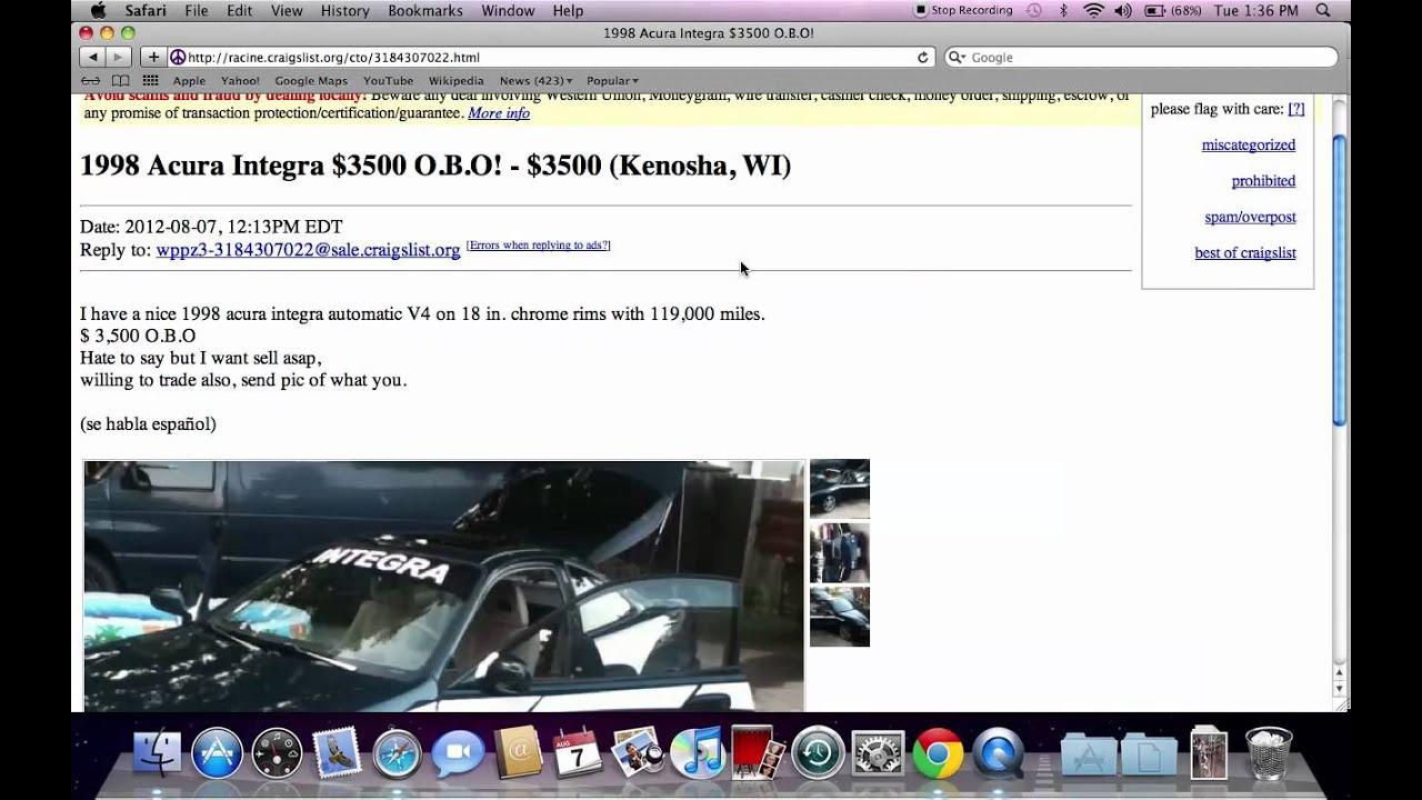 Madison Wisconsin Craigslist Cars And Trucks