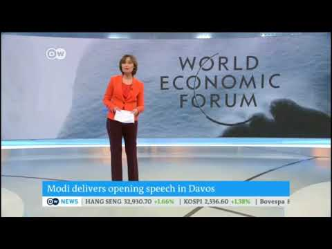 GERMAN MEDIA REACTION NARENDRA MODI SPEECH IN DAVOS