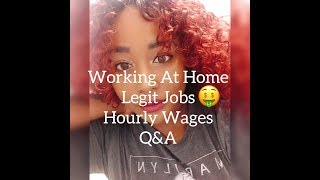 How to Work At Home/ Patient Sitter QA