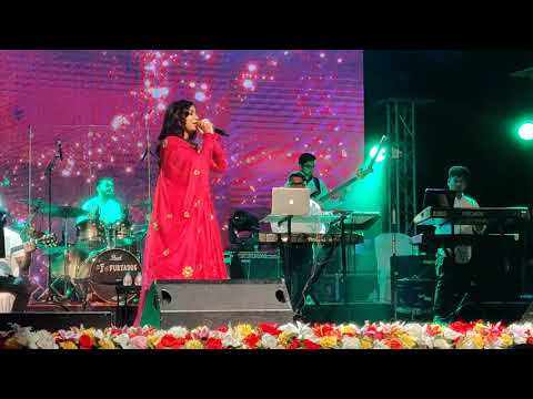 Ghar More Pardesiya From Kalank - Live By Shreya Ghoshal In Mumbai