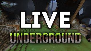 Aishy en Live  : Serveur Underground Minecraft