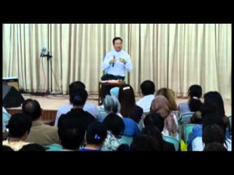 February 22, 2015 (Myanmar Service) Rev. Kyaw Kyaw