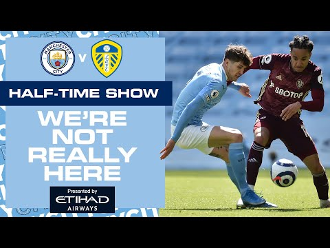 MANCHESTER CITY 0-1 LEEDS UNITED | PREMIER LEAGUE | WNRH HT LIVE SHOW