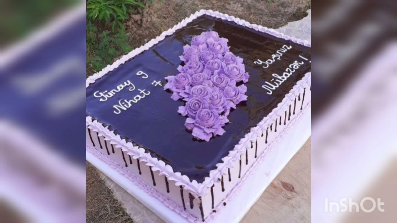 Gozel tort sekilleri.
