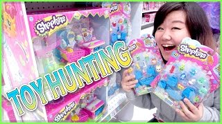 TOY HUNTING (with Jenny) - My Little Pony, Shopkins and more!