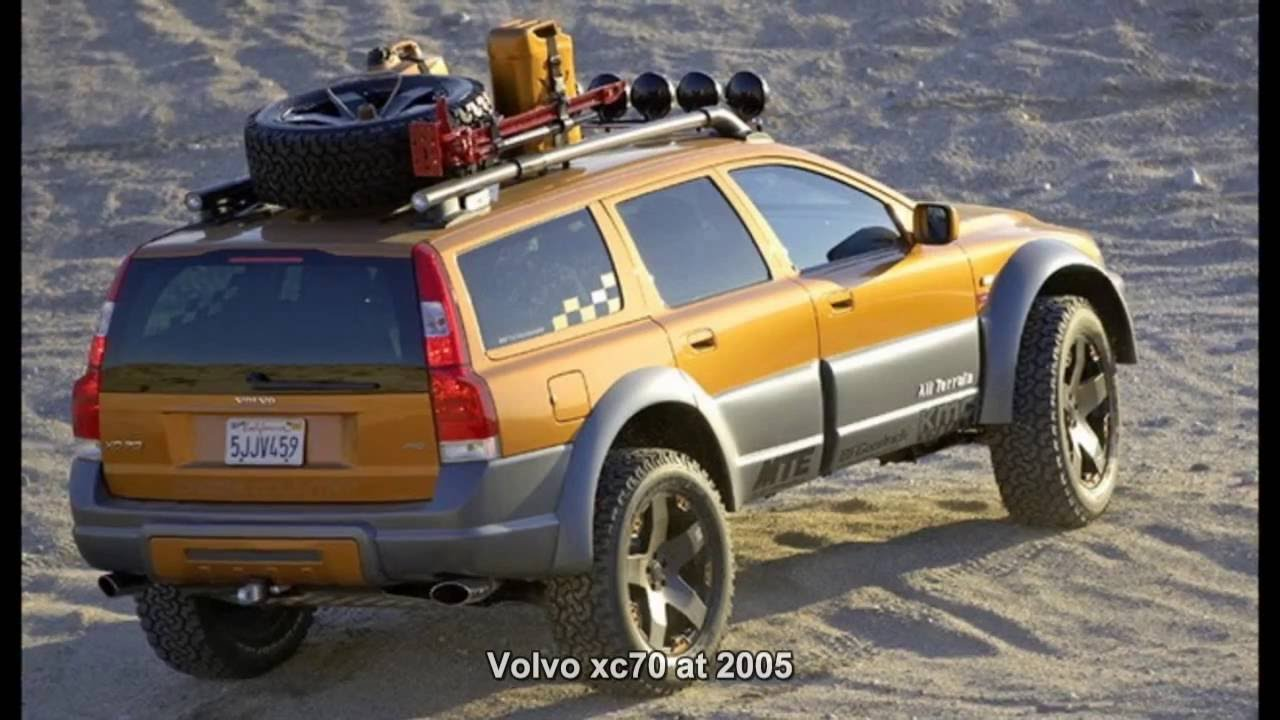 volvo xc70 at 2005