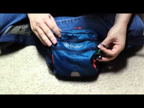 Outdoor Products (Walmart) Fanny Pack Overview