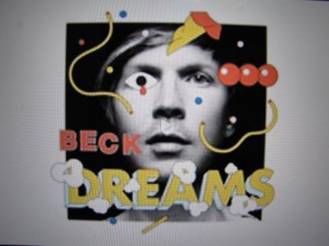 BECK - DREAMS - ( Lyrics on Screen )