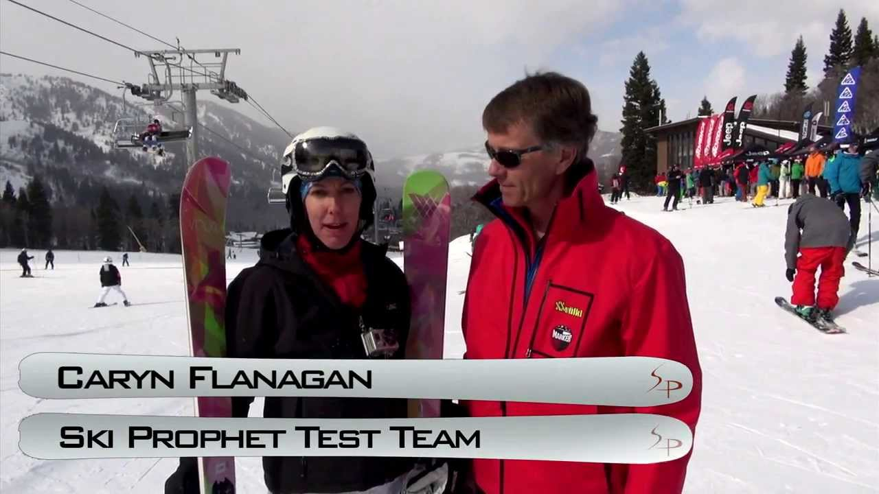 2014 Volkl Yumi Women's Ski Test By Caryn Flanagan