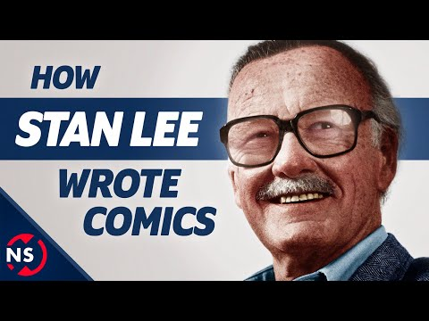 Stan Lee: How Marvels Unconventional Storyteller Wrote Comics