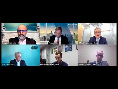 2021 - 15th Annual International Shipping Forum - Ship Finance
