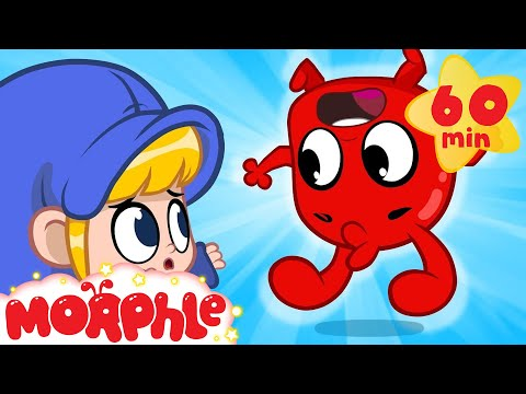 Oh no! Everything is upside down! Crazy Morphle Videos For Kids -- My Magic Pet Morphle