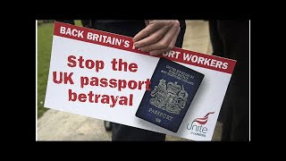 Our passports should be made in BRITAIN: De La Rue in court battle to make Blue passports
