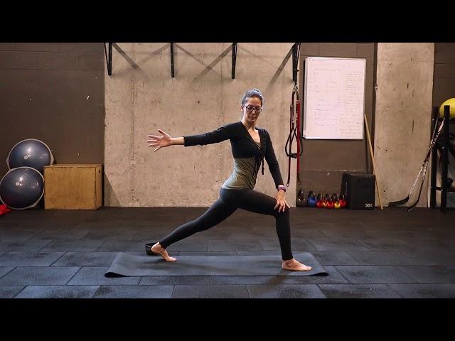 Evde de Vamos'la #HareketEt! - Yeşim ile Yoga