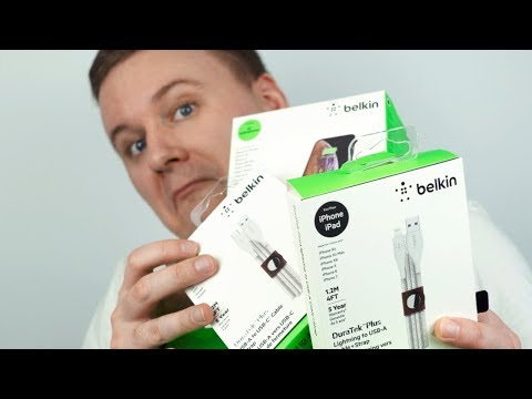 Belkin BOOST + DURATEK Showcase Unboxing And Review + 2K Power Bank For Apple Watch