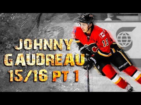 Johnny Gaudreau - 2015/2016 Highlights - Part 1