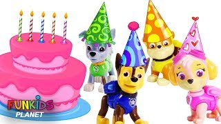 Learn Color with Paw Patrol Big Birthday Bash! thumbnail