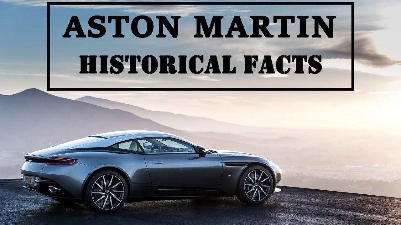 Aston Martin Unknown Facts