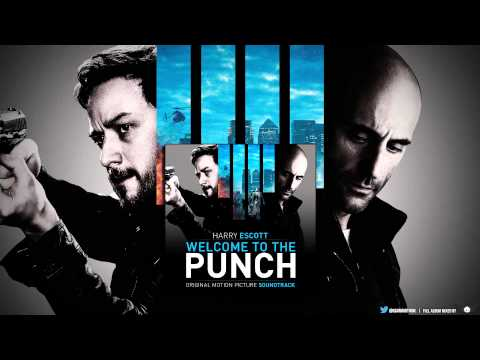 "Harry Escott - ""Welcome to the Punch"" OST - FULL ALBUM (1080p)"