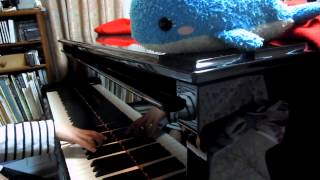 Rise~inner universe  ピアノアレンジ