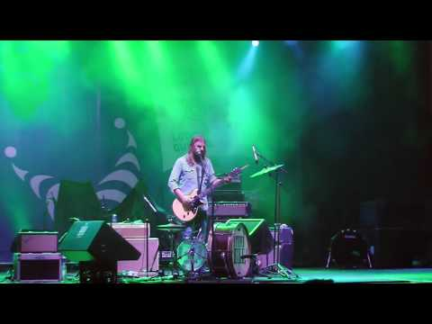 Steve HILL Blues SOLO Montreal JAZZ Festival 2014 Black Sabbath / Voodoo Chile