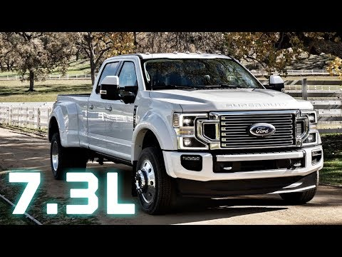 FORD BROUGHT BACK THE 7.3L - 2020 6.7 POWERSTROKE break down