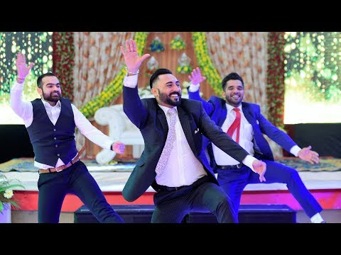 Suit Punjabi | Raja, Tushar & Kartik | Way of Bhangra | Pure