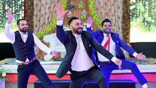 Suit Punjabi | Raja, Tushar & Kartik | Way of Bhangra | Pure Bhangra | Sara & Hardy Engagement