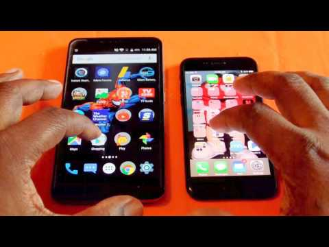 you zte zmax 2 vs iphone 6 the goal the