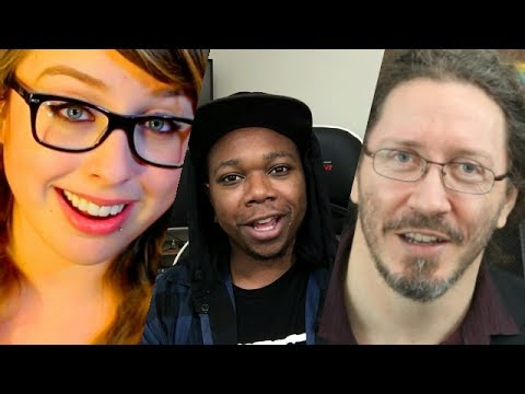 MUH COMMUNITY - Laci Green and Thunderf00t