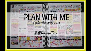 Plan With Me | ft Plannerface