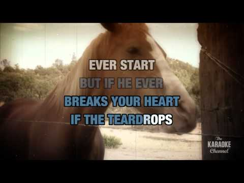 """Before The Next Teardrop Falls in the Style of """"Freddy Fender"""" with lyrics (no lead vocal)"""