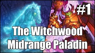 [Hearthstone] The Witchwood Midrange Paladin (Part 1)