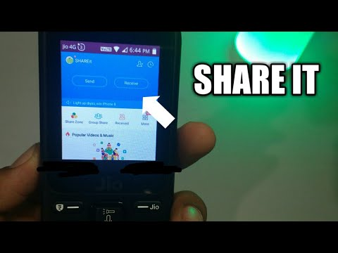 How to install share it on Jio phone ( 100% working)