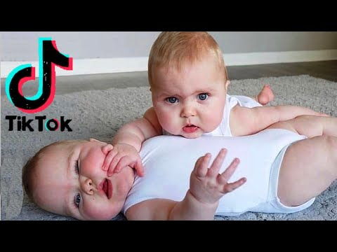 ❤️Best Funny Baby Of Tik Tok Compilation ~ 2020!!!❤️