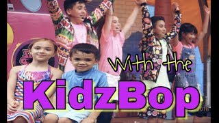Kidz Bop live at Sesame Place
