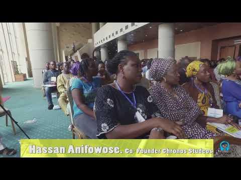 Hassan Anifowose Speaks at Creative Architects 2017 - Abuja