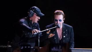 U2 Sweetest Thing, Mexico City 2017-10-04 - U2gigs.com