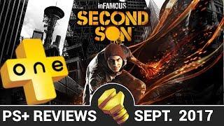 PLUSone - inFamous Second Son - PlayStation Plus Review