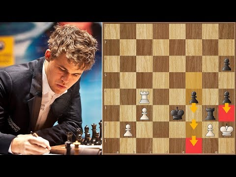 When It Rains, It Pours | Anand Vs Carlsen 2013. | Game 6