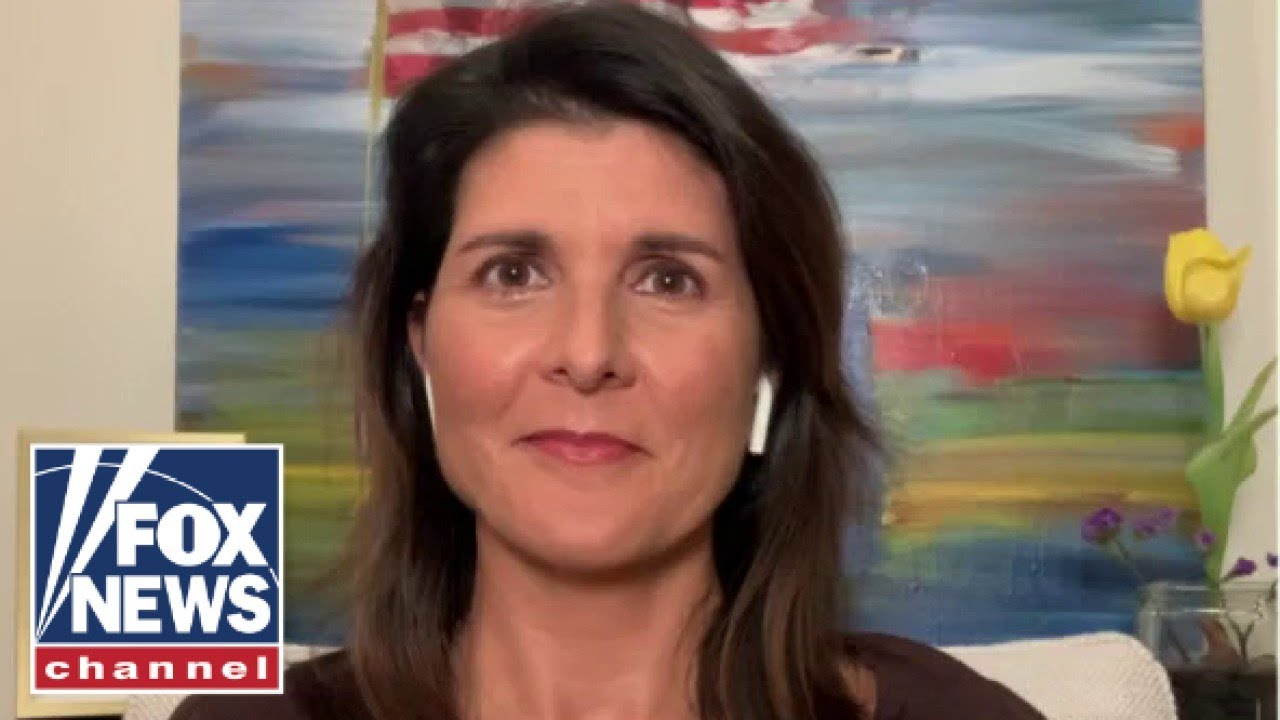 'We shouldn't have followed him': Nikki Haley sharply condemns ...
