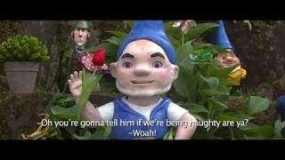Sherlock Gnomes   Gnome Pranks   Paramount Pictures UK