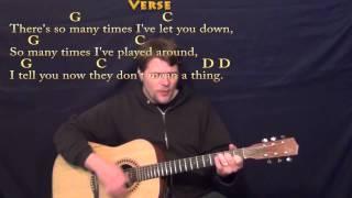 Leaving on a Jet Plane (John Denver) Strum Guitar Cover Lesson with Chords/Lyrics
