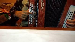 Разбор песни В.Цоя Кукушка на гармошке