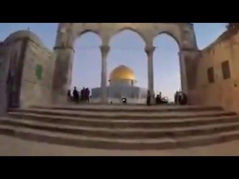 Merdu!!! Suara Adzan Masjid Al Aqsa